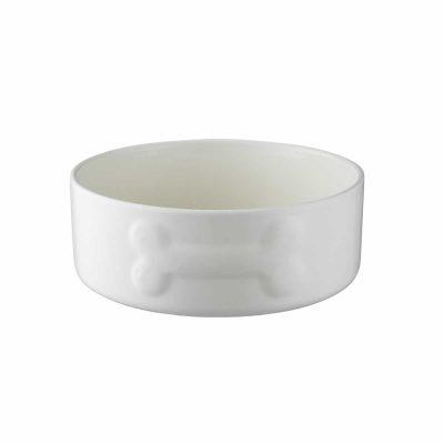 Mason cash Dog Bowl in Cream