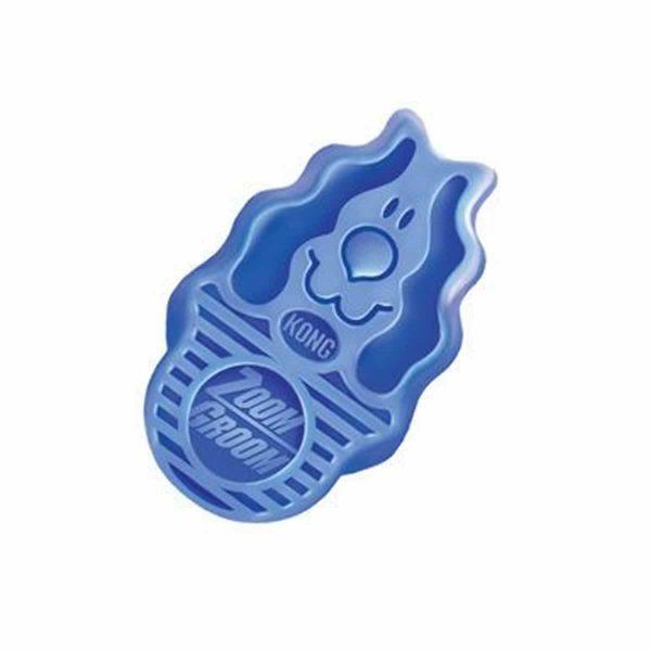 Kong Zoomgroom Blue