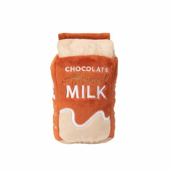 Fuzzyard Chocolate Almond Milk Plush Dog Toy