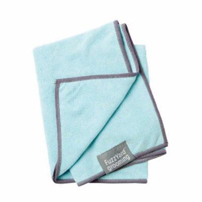 Fuzzyard Microfibre Drying Towel in Blue