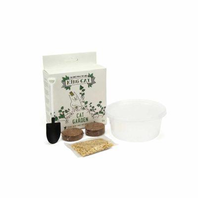King Catnip Grass Kit