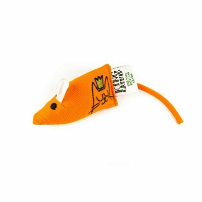 King Catnip Mouse Toy