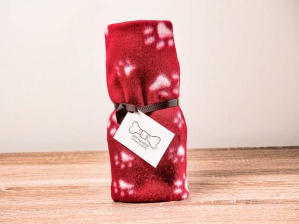 pet_hamper_christmas_paw_snuggle_pet_blanket