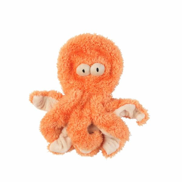 FuzzYard Flat Out Sir Legs A Lot the Octopus Dog Toy