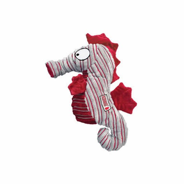 KONG Cuteseas™ Seahorse Dog Toy