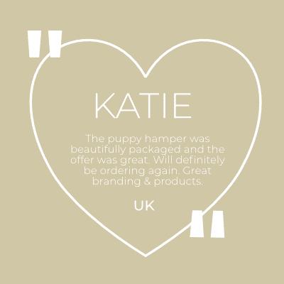 Katie's customer review