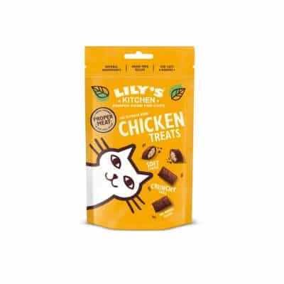Lilys Cat Chicken Treats
