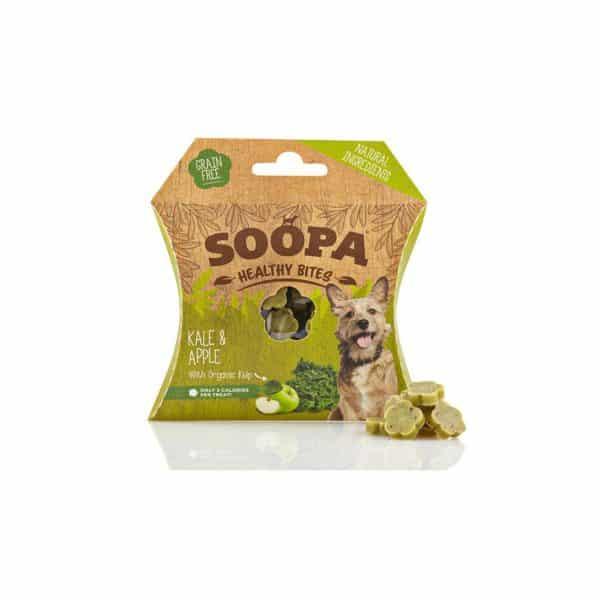 Soopa Kale & Apple Healthy Bites