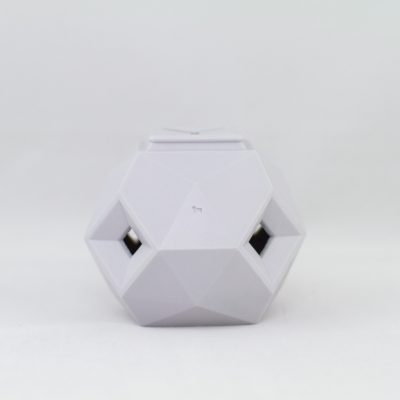 light grey puzzle toy for dogs